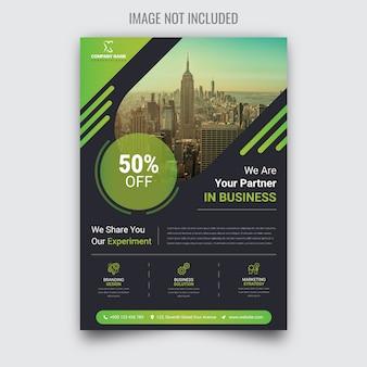 Brochure d'entreprise créative