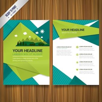 Brochure de l'environnement