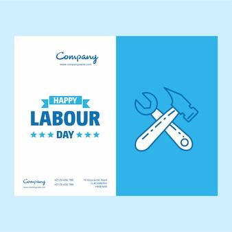 Brochure de la fête du travail