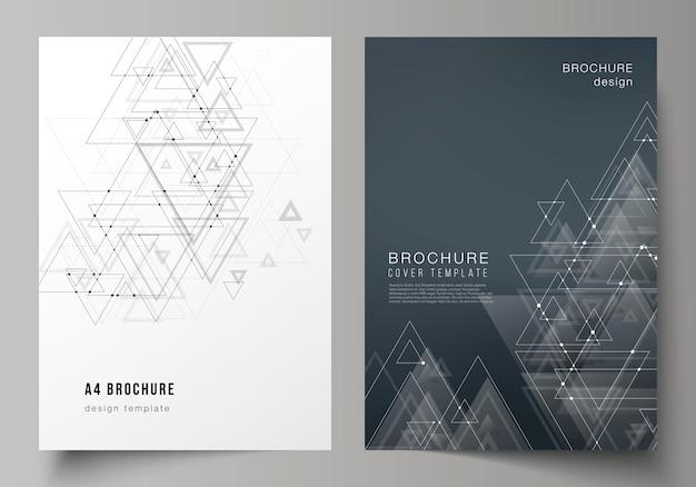 Brochure format