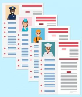 Brochure d'information sur les carrières