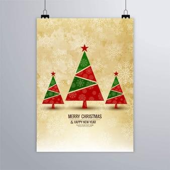 Brochure joyeux Noël