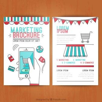 Brochure marketing