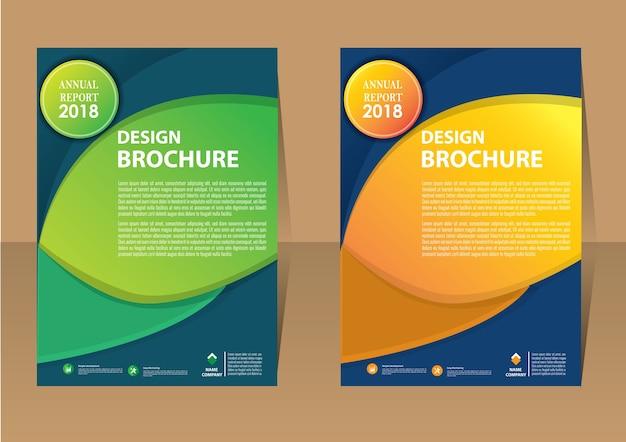 Brochure de présentation du rapport annuel