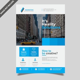 Brochure professionnelle professionnelle
