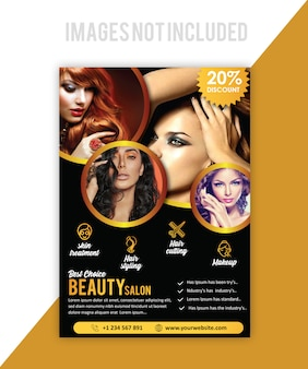 Brochure de salon