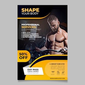Brochure sport