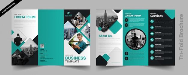Brochure tri fold