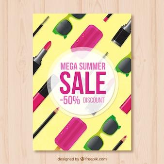 Brochure des ventes d'été de super