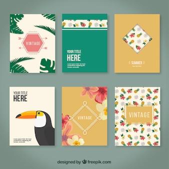 Brochures tropicales
