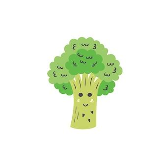 Brocoli vert mignon
