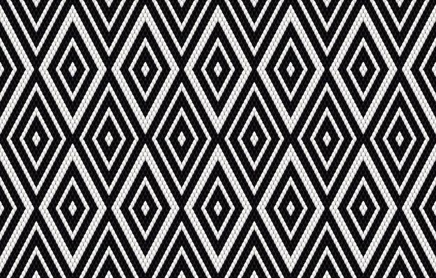 Broderie de motifs ethniques géométriques et design traditionnel. texture ethnique tribale. conception pour tapis, papier peint, vêtements, emballage, batik, tissu de style broderie dans des thèmes ethniques.