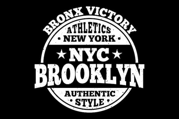 Brooklyn authentique victoire du bronx