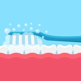 Brosse-toi les dents