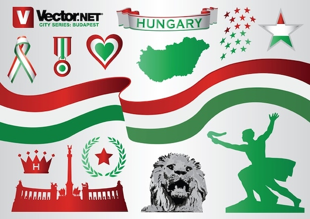 Budapest hongrie graphiques