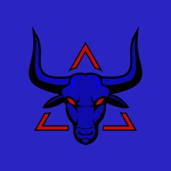 Bull tête