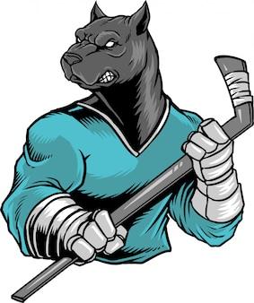 Bulldog hockey