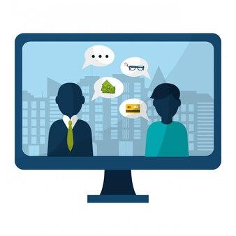 Bureau d'affaires et marketing