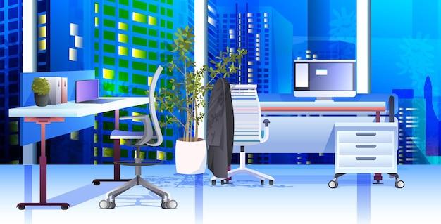 Bureau intérieur armoire moderne avec mobilier horizontal