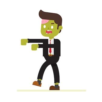 Bureau zombie