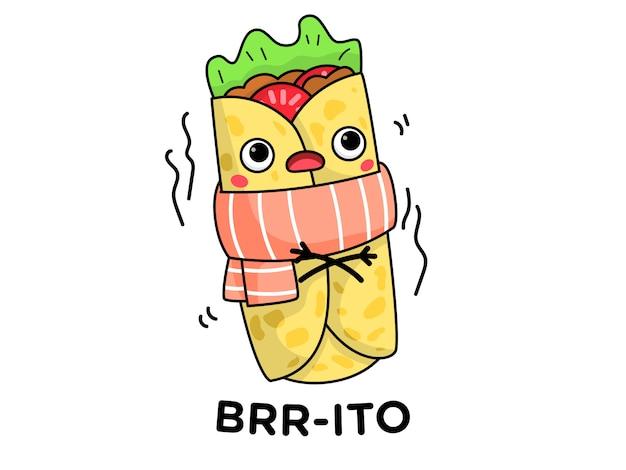 Burito food pun