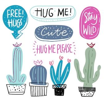 Cactus element collection
