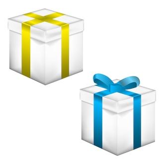 Cadeau réaliste 3d