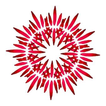 Cadre aquarelle coloré de vecteur. cadre de frontière ornementale de vecteur. peut être utilisé pour la bannière, cartes, flayer, invitation de mariage