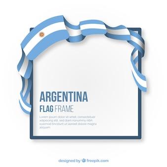 Cadre de l'argentine