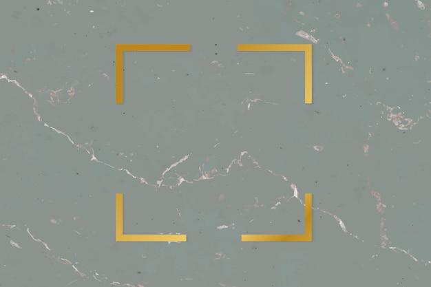 Cadre de toile de fond texturé en marbre