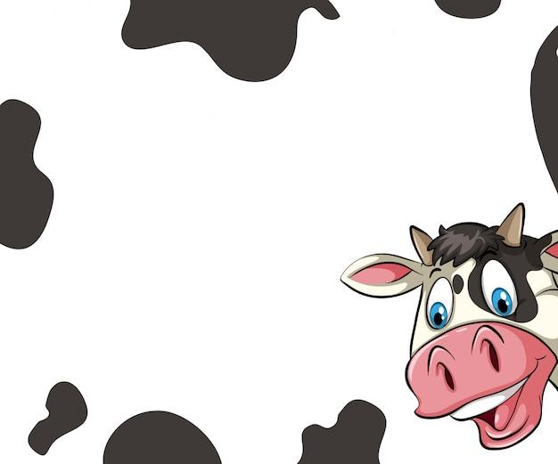 Cadre de vache