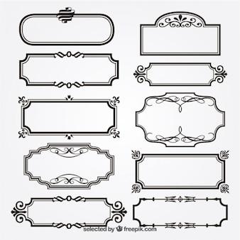 Cadres décoratifs