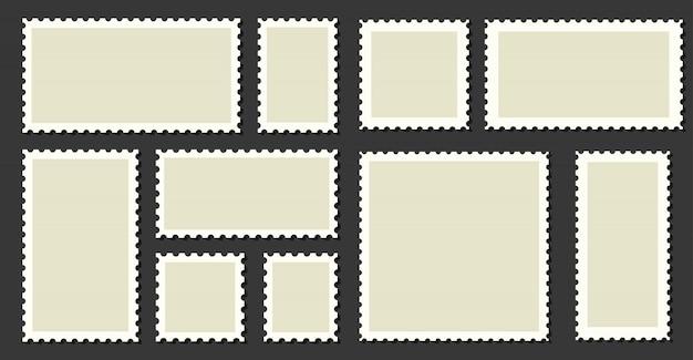 Cadres de timbres-poste