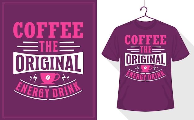 Café la boisson énergisante originale