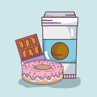 Café et desserts