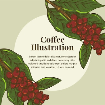 Café illustration