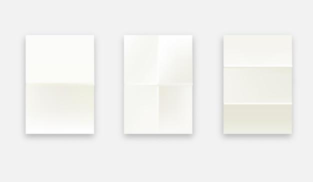 Cahier blanc ou page de livre.
