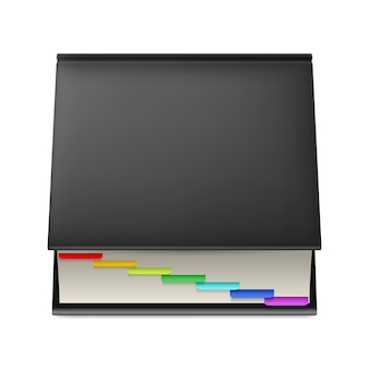 Cahier noir.