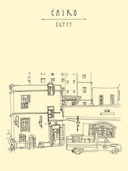 Cairo conception de fond
