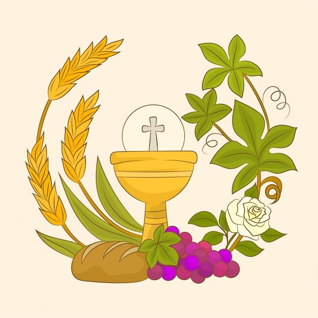 Calice pour la première sainte communion