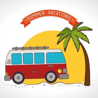 Camping et voyages d'été