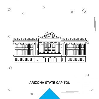 Capitol de l'etat d'arizona