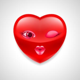 Caractère de coeur