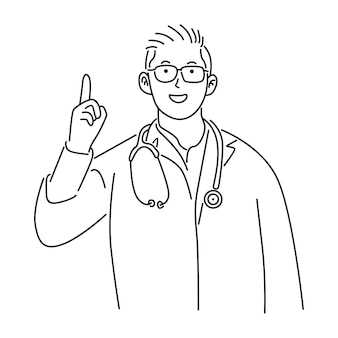 Caractère de docteur