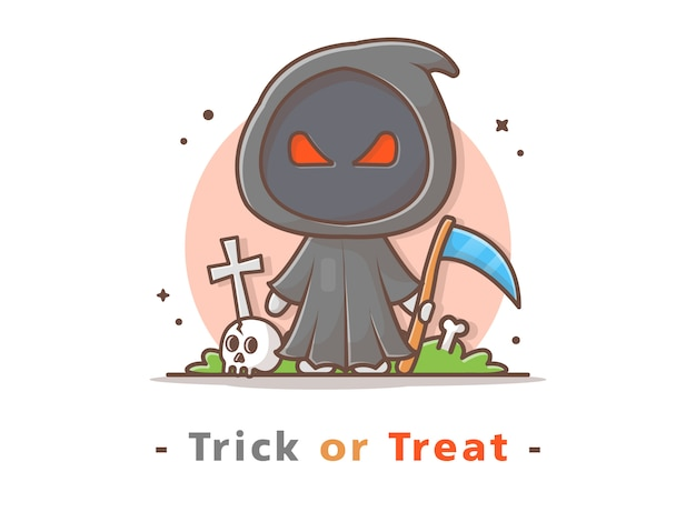 Caractère grim reaper