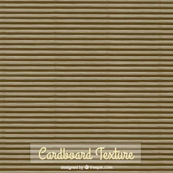 Cardboard texture avec des rayures
