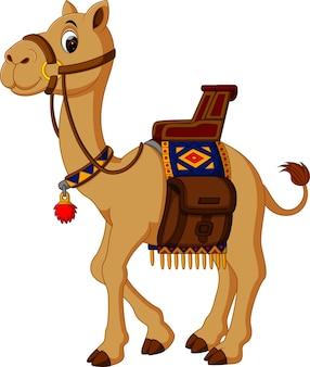 Caricature de chameau