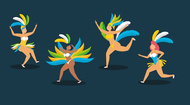 Carnaval brésilien