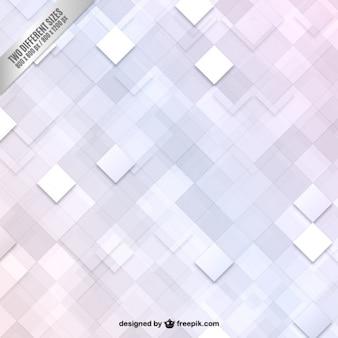 Les carrés blancs fond