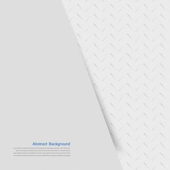 Carrés vectoriels blancs. rétrospective